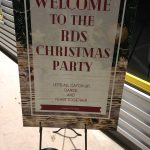 Fort Worth Christmas Party at Event Center