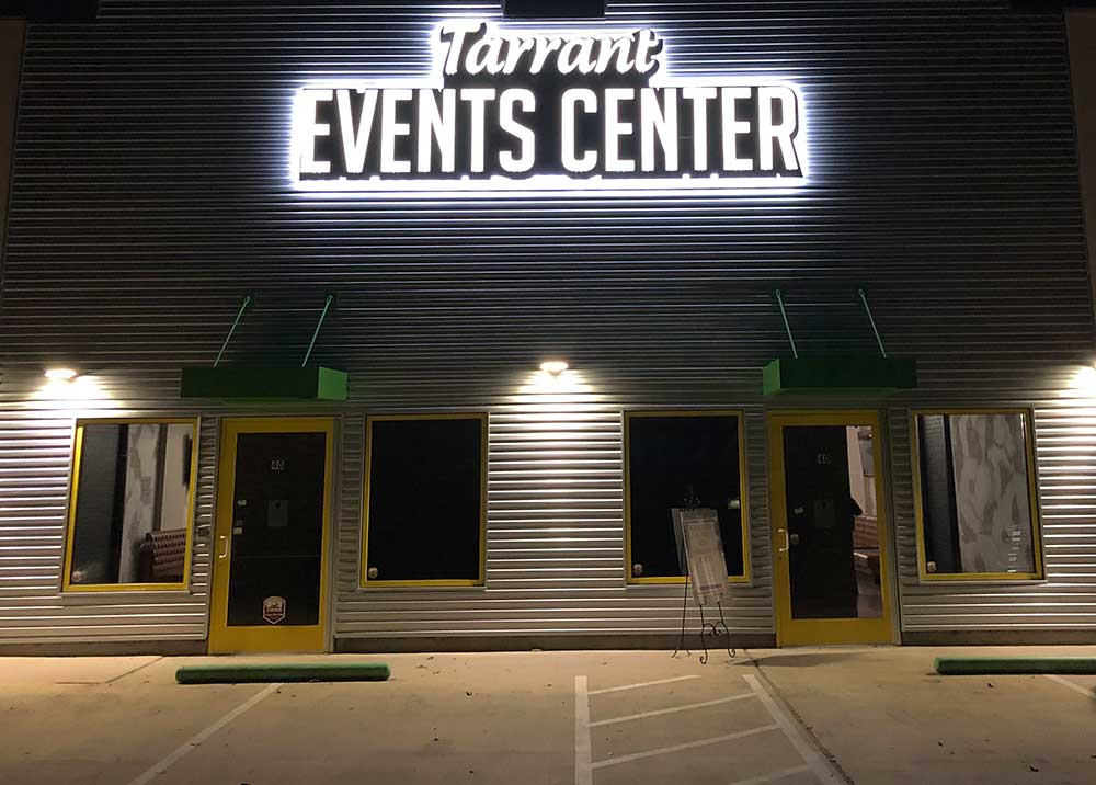 tarrant events center