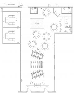 floorplans for corporate events