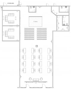 floorplans for weddings