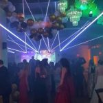 Dance Floor At Event Rental Space in Fort Worth.